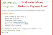 Dollarclix Payment Proof; Free Income Daily 1$ - 2$
