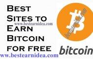 Free Best 7 Bitcoin Earning Websites