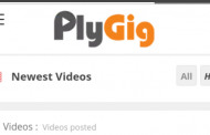 YouTube এর মতো PlyGig.com থেকে আপনি আয় করতে পারবেন অনেক বড় অংকের টাকা!!