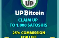 upbitcoin.com থেকে বিটকয়েন আয় করুন