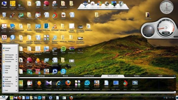 কম্পিউটার কে সাজিয়ে তুলতে ডাউনলোড করে নিন Winstep Xtreme (10.9) ফুল ভার্সন (১০০% কাজ করবে)