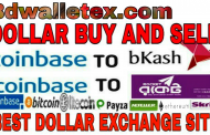 Doller Buy, Sell & Exchange BD Wallet ex coinbase to bkash