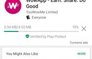 wow app থেকে প্রতিদিন আয় করুন কমপক্ষে ১$ ১০০%