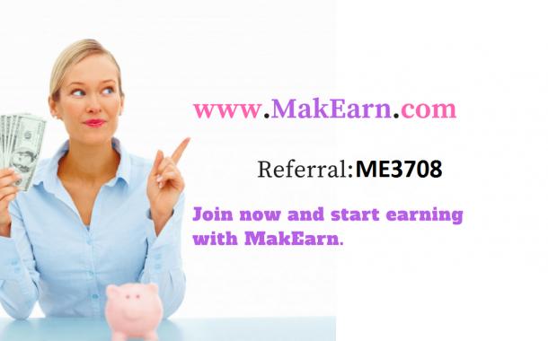 makearn.com থেকে আয় করুন প্রতিদিন ১-৫ ডলার আর পেমেন্ট নিন বিকাশে Makearn.com payment proof সহ ভিডিও দেখে নিন এখুনি