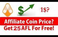 25 Affiliate Coin ফ্রীতে নিয়ে নিন