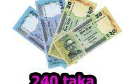 সম্পূর্ণ ফ্রীতে আপনার Android Phone দিয়ে প্রতিদিন ২৪০ টাকা ইনকাম করুন । একদম সহজ কাজ সবাই করতে পারবেন