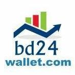 ক্রয় বিক্রয়ের একটি বিশ্বস্ত নাম bd24wallet.com Minimum 1$ হলেই ক্রয় বিক্রয় করতে পারবেন । AFFILIATE PROGRAM 1.5%