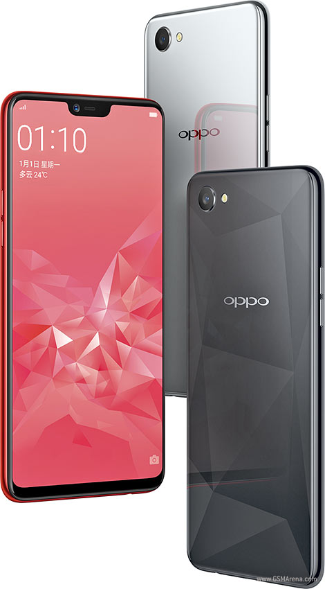 Awesome New Osthirrr Smartphone Oppo A3!!!