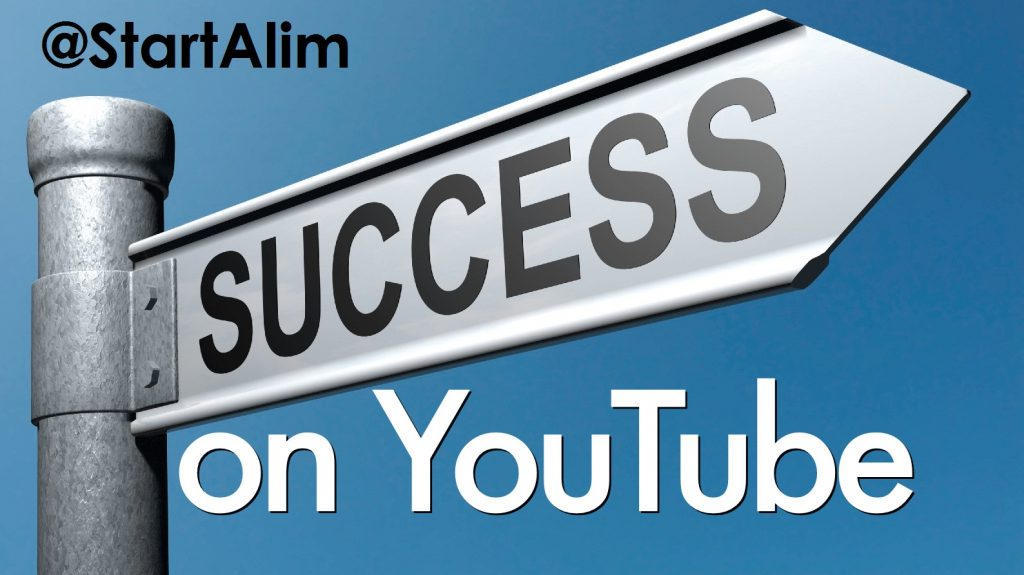 Success On Youtube
