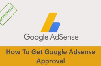 google How to get adsense